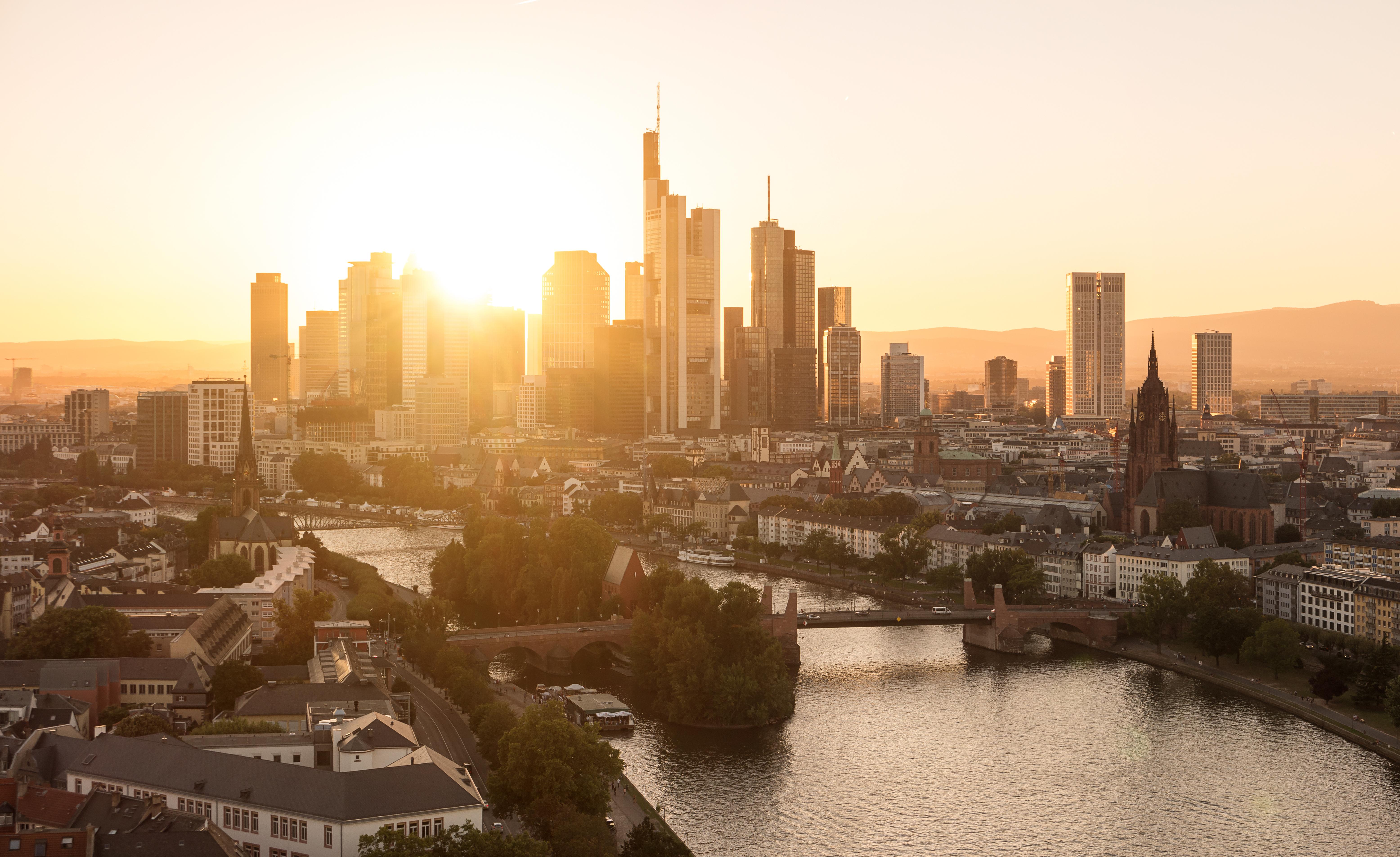 Neujahrsempfang in Frankfurt 2018