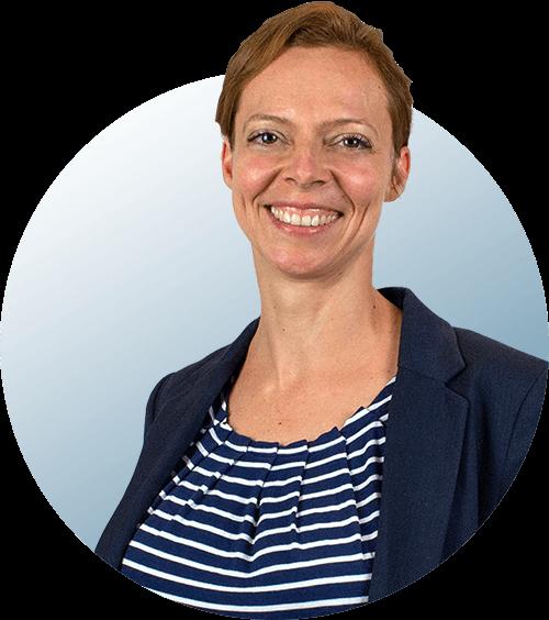 Nadine Dernoschek - Unsere Expertin in Sachen D-QUANTUM Schulungen